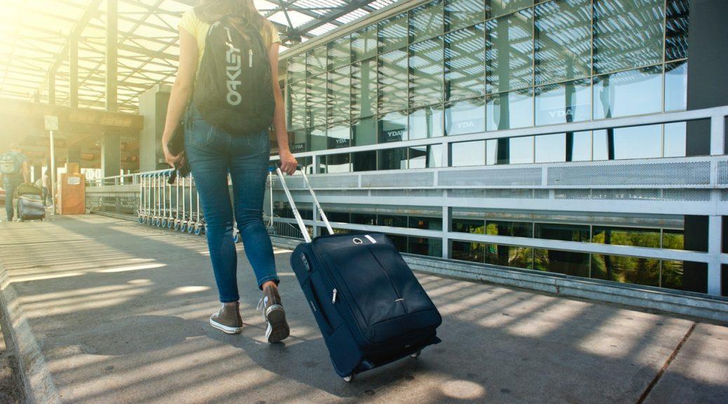 bagage vliegveld